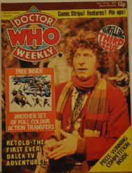 Dr Who Weekly #3